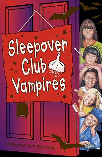 9780007117987: Sleepover Club Vampires (The Sleepover Club)