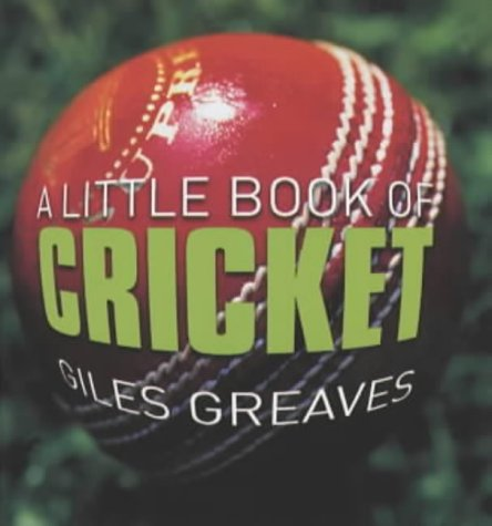 9780007118052: A Little Book of Cricket
