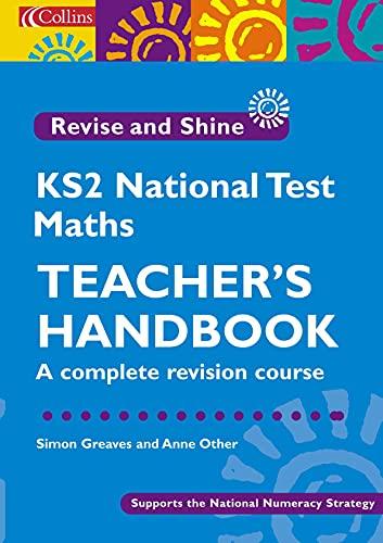 9780007118212: Key Stage 2 National Test Maths: Teacher's Handbook (Revise & Shine)