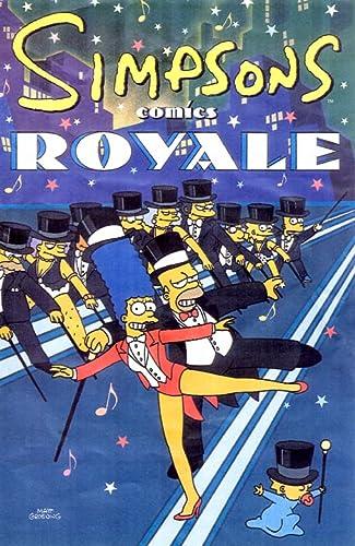 9780007118540: Simpsons Comics Royale: A Super-Sized Simpson Soiree