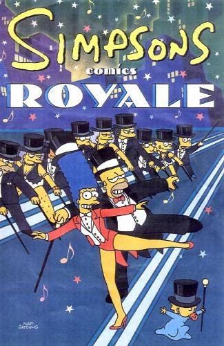 9780007118540: Simpsons Comics Royale: A Super-Sized Simpson Soiree