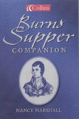 9780007118588: Collins Burns Supper Companion