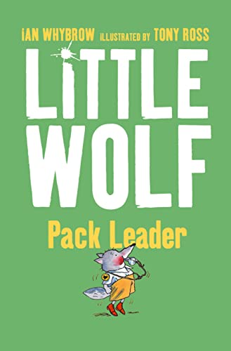 9780007118601: Little Wolf, Pack Leader