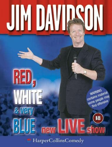 9780007118748: Red, White and Very Blue (HarperCollins Audio Comedy)