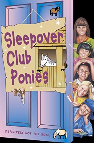 9780007118847: The Sleepover Club Ponies