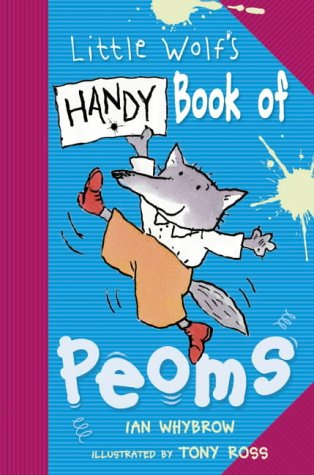 9780007119042: Little Wolf's Handy Book of Peoms