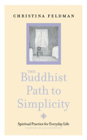 9780007119073: The Buddhist Path to Simplicity: Spiritual Practice in Everyday Life