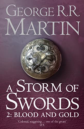 9780007119554: A Storm of Swords: Part 2 Blood and Gold (A Song of Ice and Fire, Book 3)