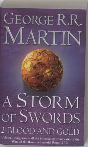 9780007119554: A Storm of Swords: 2 Blood and Gold (A Song of Ice and Fire, Book 3, Part 2)