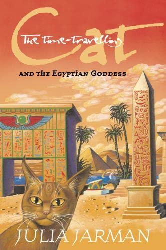 9780007119646: The Time-travelling Cat and the Egyptian Goddess