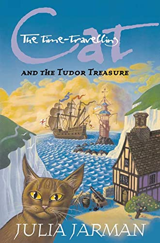 9780007119653: The Time-travelling Cat and the Tudor Treasure