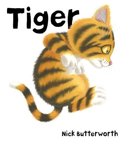 Tiger (0007119747) by Butterworth, Nick