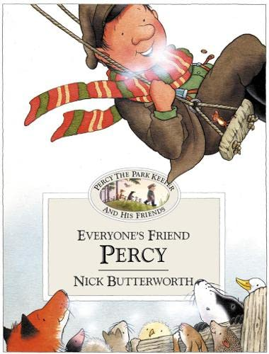 9780007119769: Everyone's Friend Percy (Percy's Friends)