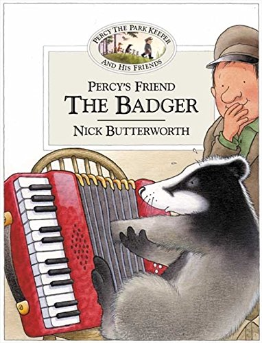9780007119783: Percy?s Friend the Badger (Percy?s Friends, Book 10)
