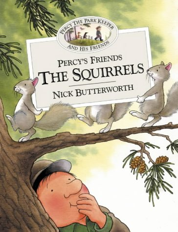 9780007119806: Percy's Friends the Squirrels (Percy's Friends, Book 6)