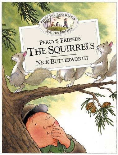 9780007119806: Percy's Friends the Squirrels
