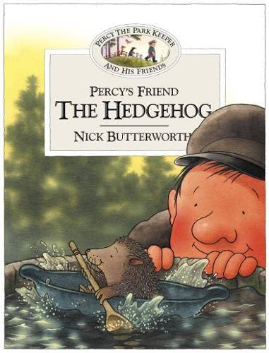 9780007119837: Percy's Friend the Hedgehog (Percy's Friends)