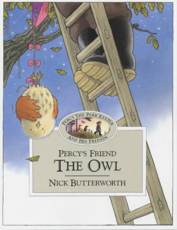 9780007119844: Percy's Friend the Owl (Percy's Friends, Book 2)