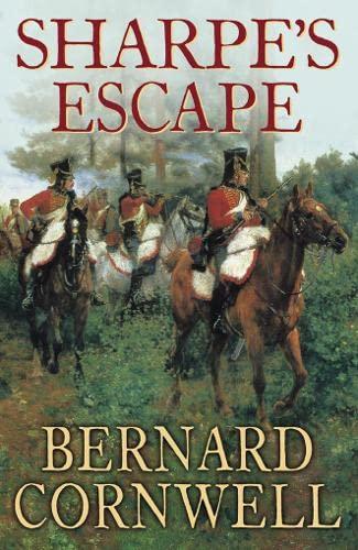 Sharpe's Escape SIGNED COPY: Cornwell, Bernard.