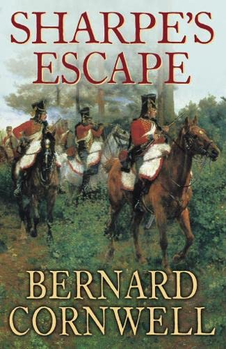 9780007120130: Sharpe's Escape: Richard Sharpe and the Bussaco Campaign, 1810
