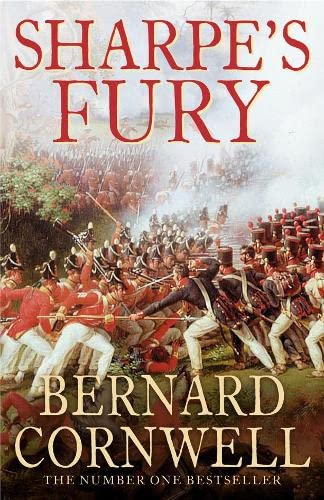 9780007120154: Sharpe's Fury: Richard Sharpe and The Battle of Barrosa, March 1811