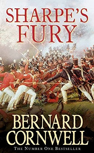 9780007120161: Sharpe's Fury: The Battle of Barrosa, March 1811 (The Sharpe Series, Book 11)