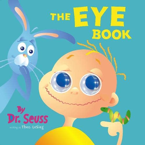 9780007120246: The Eye Book (Dr Seuss)