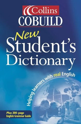 9780007120345: Collins Cobuild - New Student's Dictionary