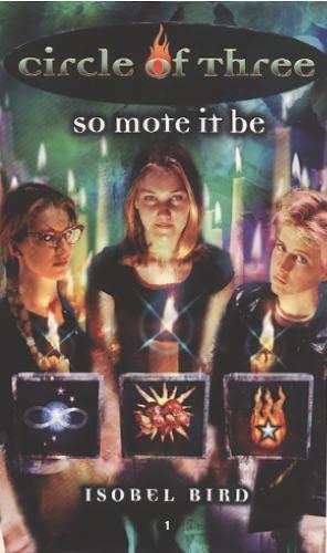 9780007120369: Circle of Three (1) - So Mote It Be