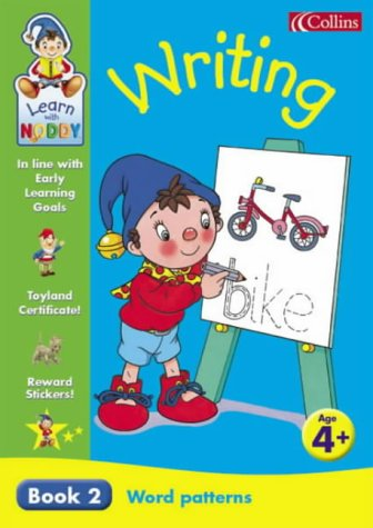 9780007120567: Learn With Noddy - Word Patterns: 4+ Writing: Word Patterns Bk. 2