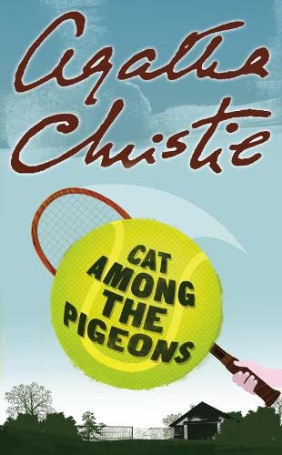 9780007120789: Poirot: Cat Among the Pigeons