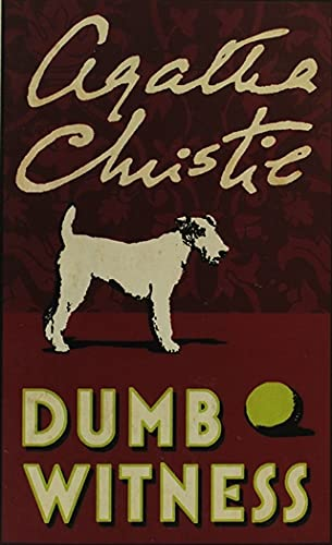 9780007120796: Dumb Witness (Poirot)