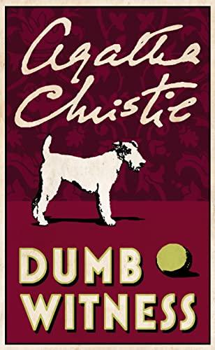 9780007120796: Dumb Witness (Poirot)