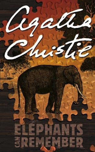 9780007120802: Elephants Can Remember (Poirot)