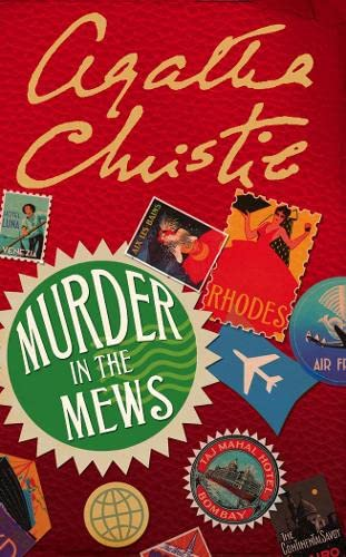 9780007120888: Murder in the Mews (Poirot)