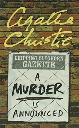 9780007120963: A Murder is Announced (Miss Marple)