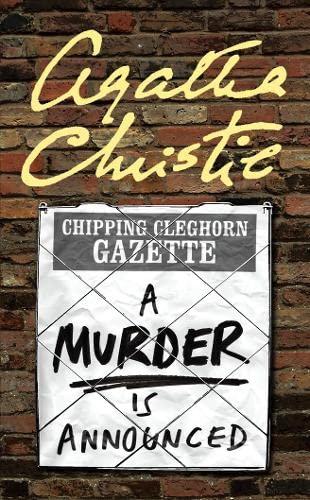 9780007120963: A Murder is Announced (Miss Marple)