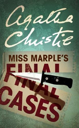 9780007121045: Miss Marple's Final Cases (Miss Marple)