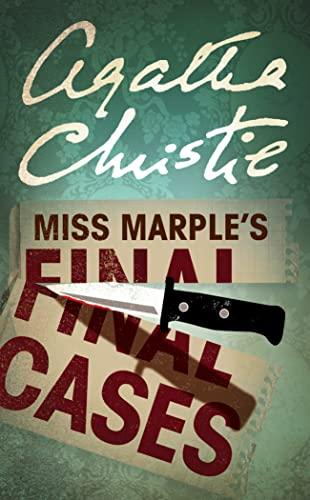 9780007121045: Miss Marple's Final Cases (Miss Marple)