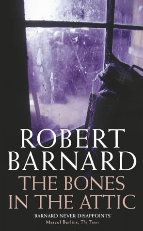 9780007121359: The Bones in the Attic (Collins Crime)