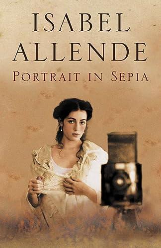 9780007121588: Portrait in Sepia : A Novel