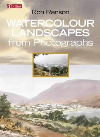 9780007121663: Watercolour Landscapes from Photographs