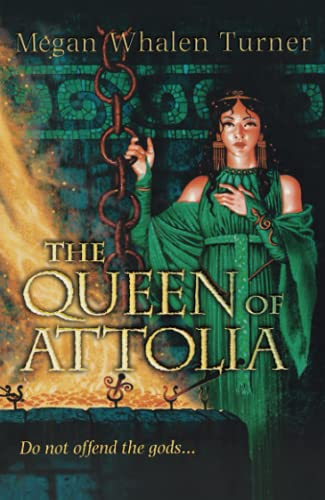 9780007121748: The Queen of Attolia