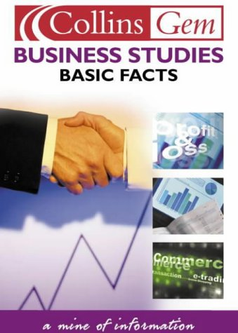 9780007121809: Business Studies: Basic Facts (Collins Gem)