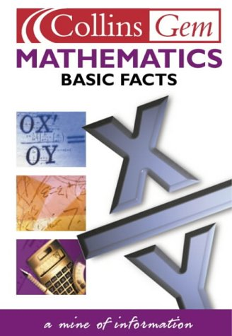 9780007121816: Collins Gem - Mathematics Basic Facts