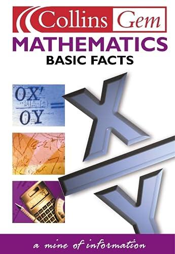 9780007121816: Mathematics (Collins Gems)