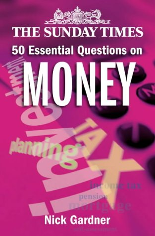 9780007121892: The Sunday Times 50 Essential Money Tips