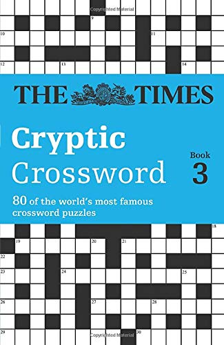 9780007121953: Times Cryptic Crossword Book 3: 80 of the world's most famous crossword puzzles: Bk. 3