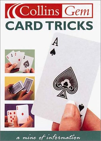 9780007121960: Collins Gem - Card Tricks