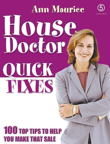 9780007122400: House Doctor Quick Fixes